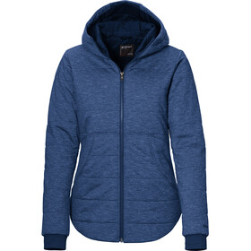 Marmot Visita Insulated Hoody Women arctic navy heather